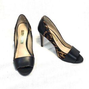 Louise et Cie Leopard Print Heels    Size 4M 34